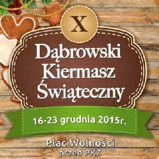 X Dąbrowski Kiermasz Świąteczny